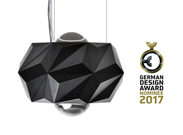 6th ELEMENT - We are very proud to announce that 6th ELEMENT has been nominated by German Design Council for the Participation in the German Design Award 2017.