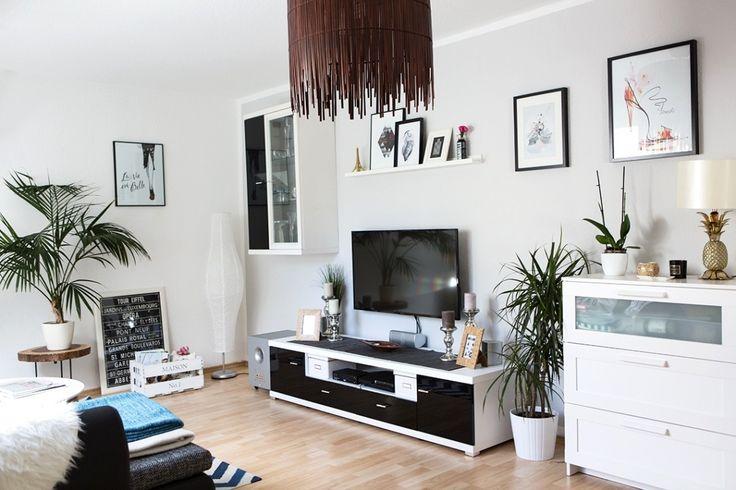 Schön Wohnzimmer Dekorieren Ideen Wohnzimmer ideen Pinterest - wohnzimmer landhausstil gebraucht