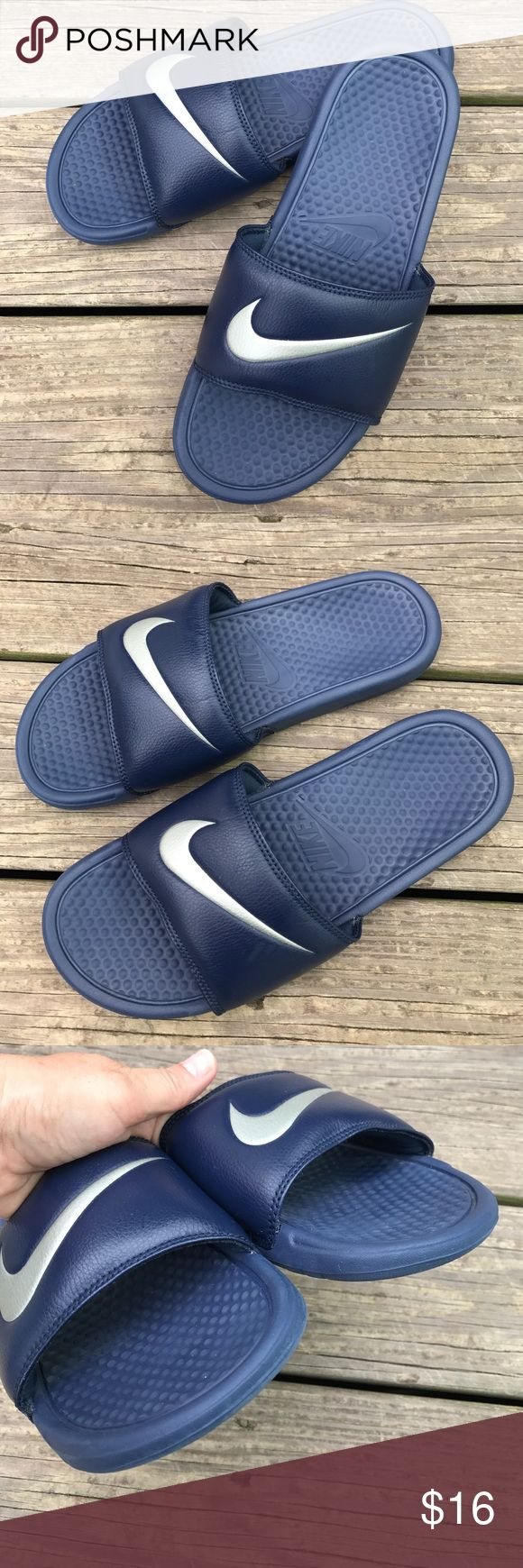 Nike Sandals Size 10, they have been worn and have much life left. Don't want to pay shipping for just one item? I get it! Peruse my closet for other men's items! Nike Shoes Sandals & Flip-Flops