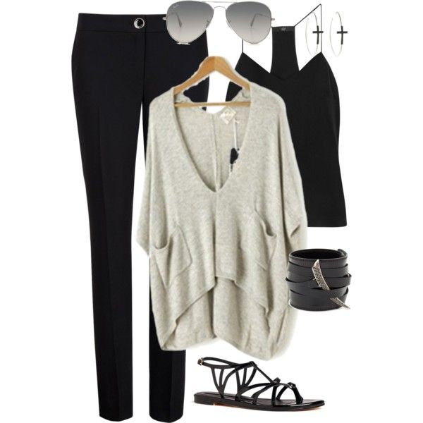 """""""Cool summer night BBQ"""" by eleahs on Polyvore"""