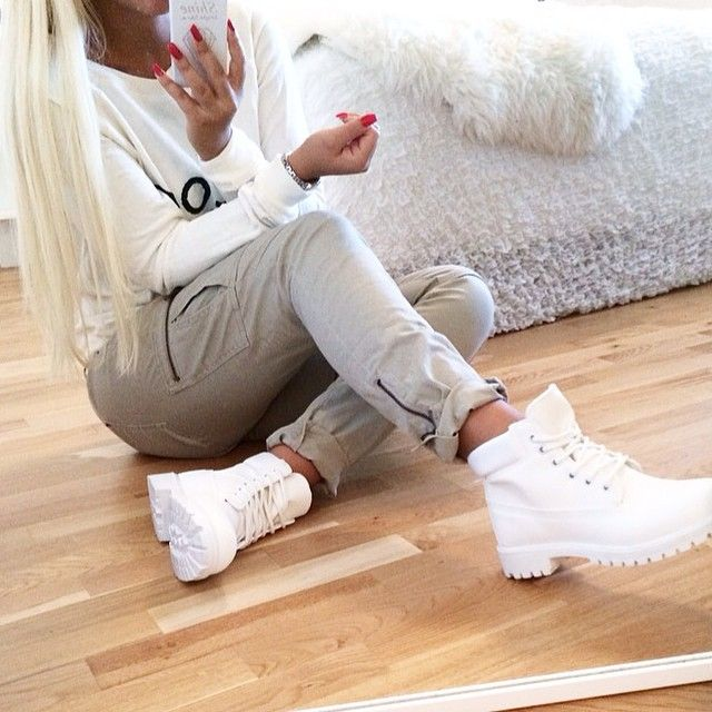 White timbs                                                                                                                                                     More