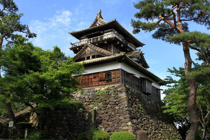 Maruoka-castle fukui JAPAN