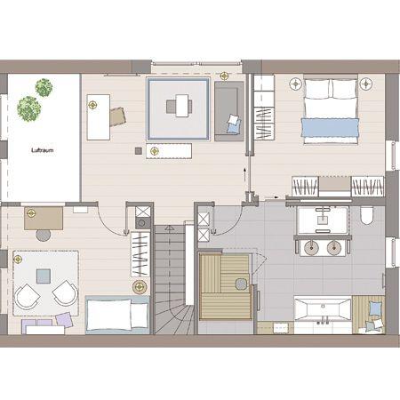 Moderne architektur häuser grundriss  145 besten haus architektur Bilder auf Pinterest | Haus grundrisse ...