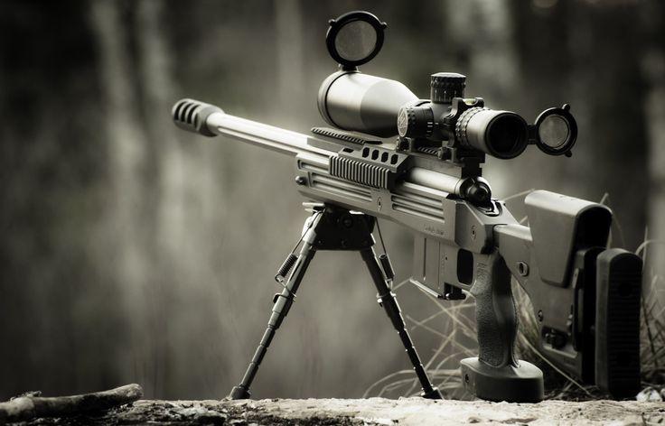 Savage 110 BA in .338 Lapua Magnum by Morgan Swant