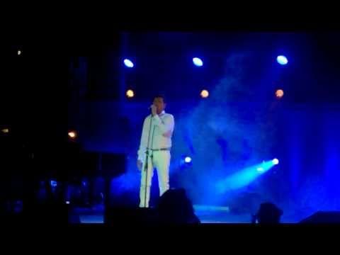 ΤΟ ΧΘΕΣ - MARIO FRANGOULIS - VEAKEIO THEATRE 24.07.2017 - YouTube