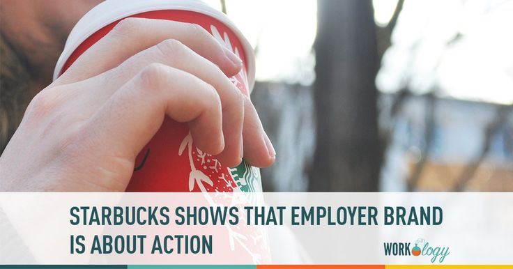 Starbucks announces they will hire 10,000 refugees in 5 years. Learn four things from their consistently strong and positive employer branding.