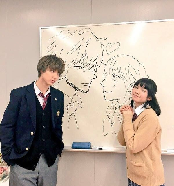 二 力 - Ookami Shojo to Kuro Ooji Live Action