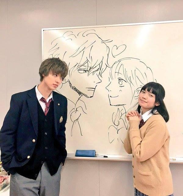 二 力 - Ookami Shojo to Kuro Ooji Live Action
