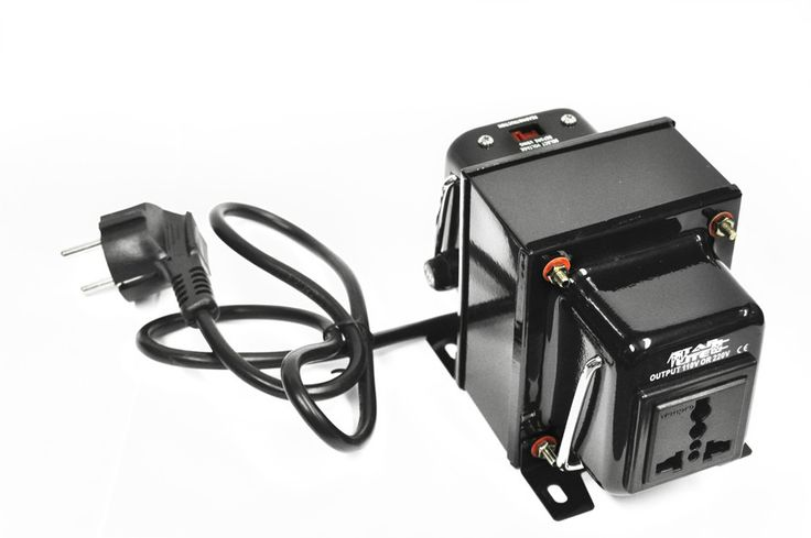 special effect: step down transformer 500 watt