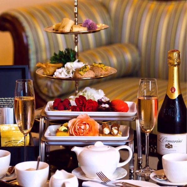 Experience Voucher: High tea for two at Anthonij Rupert | Gifts from Franschhoek