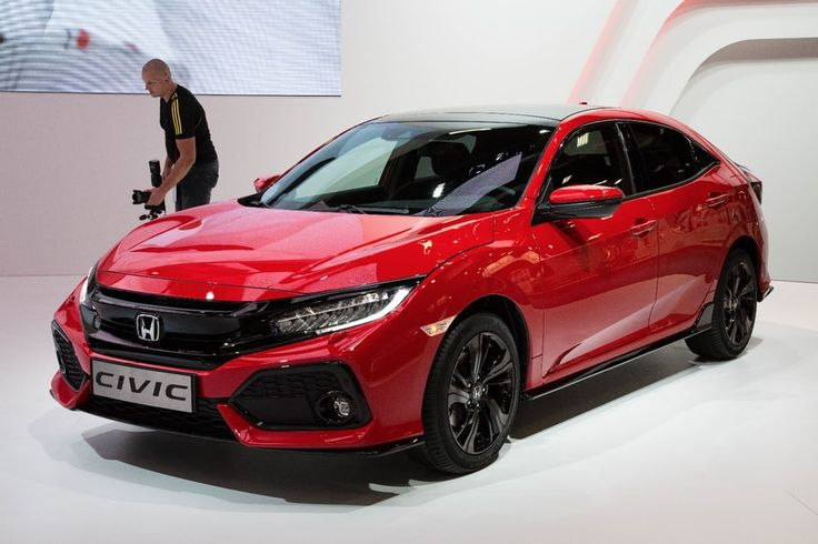 The Honda Civic Hatch will make it to the USA