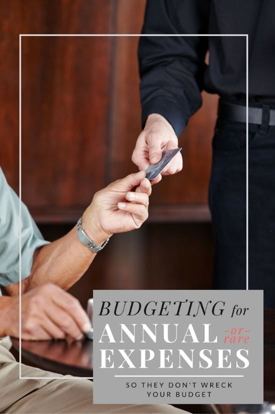 How to Budget for Annual Expenses