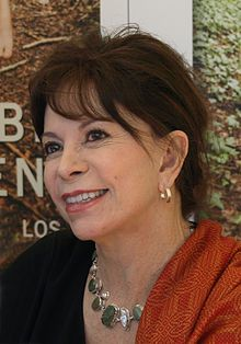 Isabel Allende -- Chilean American writer and activist. House of the Spirits is her most famous work, but I loved her version of Zorro.