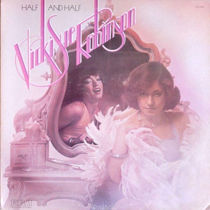 VICKI SUE ROBINSON - Half And Half (RCA AFL1-2294) Vinyl | Music