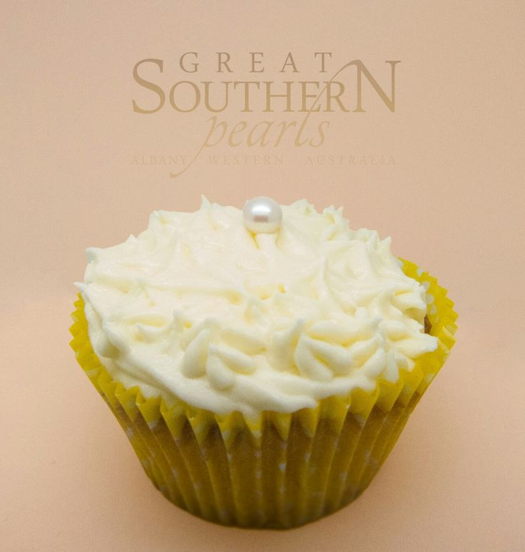 Sweet as Sugar. In case you are wondering this was a delicious pineapple cupcake with coconut frosting with a beautiful GSP Akoya on top with finish it off.