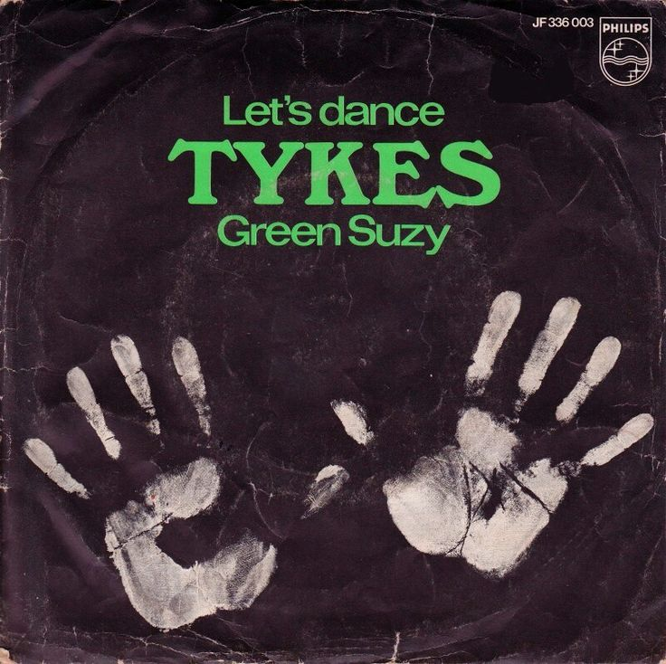 "TYKES ""Let's Dance"" b/w ""Green Suzy"" 1969 Philips (Holland) FUZZ & BLUE CHEER riff version of 1962 CHRIS MONTEZ Classic! Also covered by BEACH BOYS w/DENNIS WILSON on vocals & RAMONES! Killer Dutch Proto Punk 45! Listen here! https://youtu.be/x-i4njbiztA"