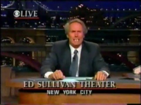 LATE SHOW with David Letterman May 7, 1996 Paul Reiser Jane Seymour Kean...