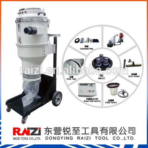 220v industrial vacuum cleaner for concrete grinder