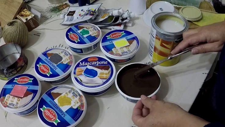 Akrilhoz hasonló festék kikeverése házilag olcsóbban