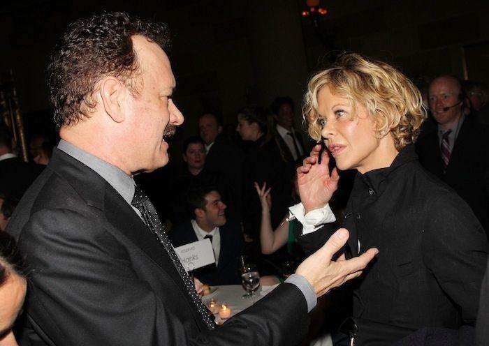 Tom Hanks And Meg Ryan Reunited And It Feels So Good