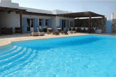 Domus Philosophy | Villa in Antiparos