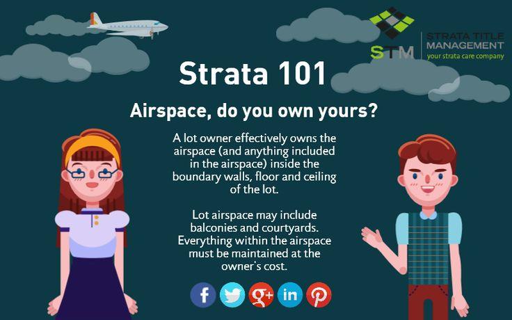 Strata101: Airspace!