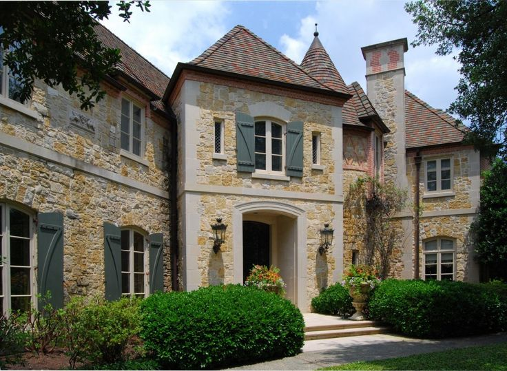 22 best house front ideas images on pinterest french country exterior window shutters and - Chic french country inspired home real comfort and elegance ...