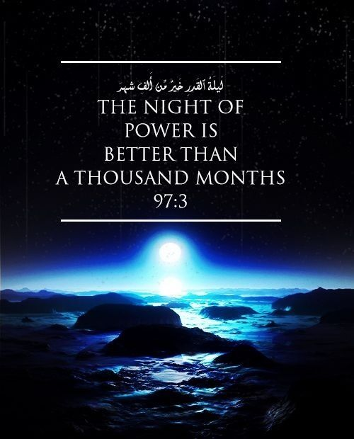 Islam - Laylatul Qadr - It is the anniversary of two very important dates in Islam that occurred in the month of Ramadan. It is the anniversary of the night Muslims believe the first verses of the Quran were revealed to the Islamic prophet Muhammad.