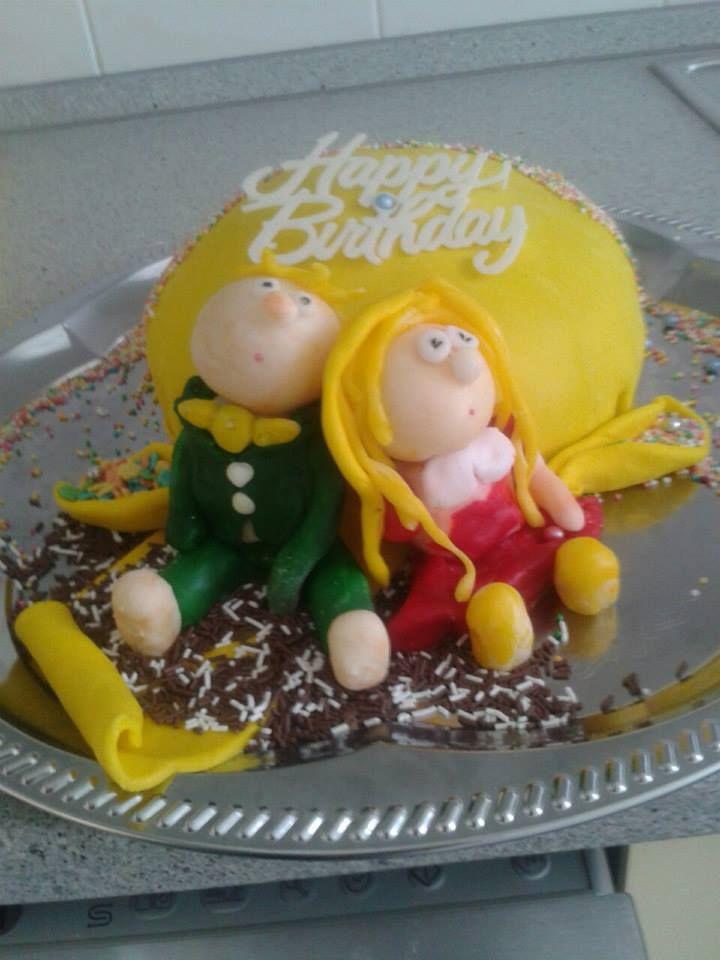 Dort Letní láska/ Summer love cake
