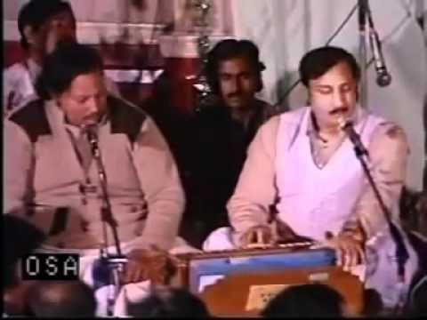 Must Watch - Raag Kalaawati - Tan Man - Ustad Nusrat Fateh Ali Khan