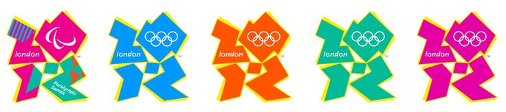 2012 London Olympic Official Logo