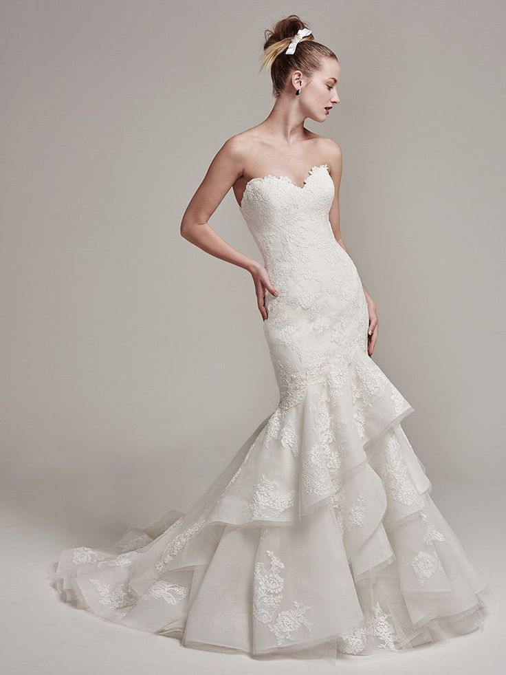 1000 images about sample sale on pinterest maggie for How much do stella york wedding dresses cost