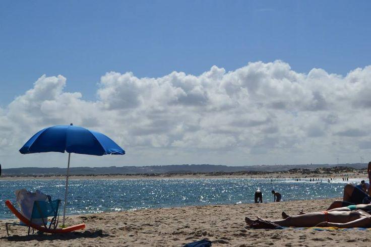 Praia da Gambôa em Peniche, Leiria