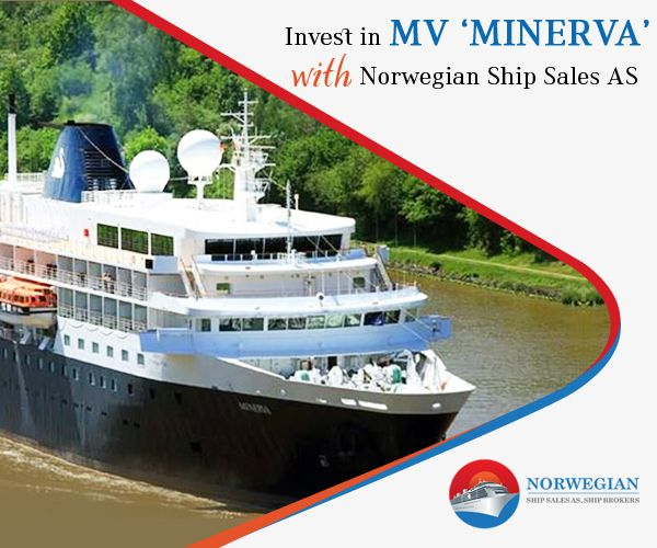 If you want to invest in MV Minerva, contact Norwegian Ship Sales AS which is one of the leading ship broker company in Norway.