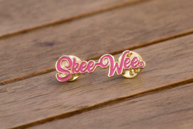 Skee Wee lapel pins