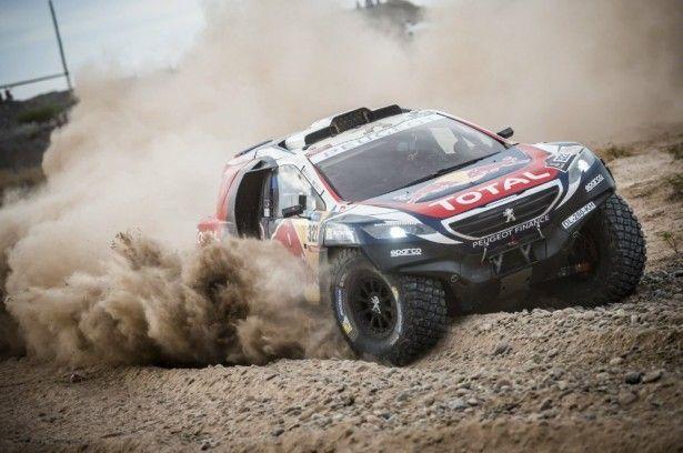 Cars - Dakar : Sébastien Loeb va essayer la Peugeot 2008 DKR ! - http://lesvoitures.fr/sebastien-loeb-peugeot-2008-dkr/