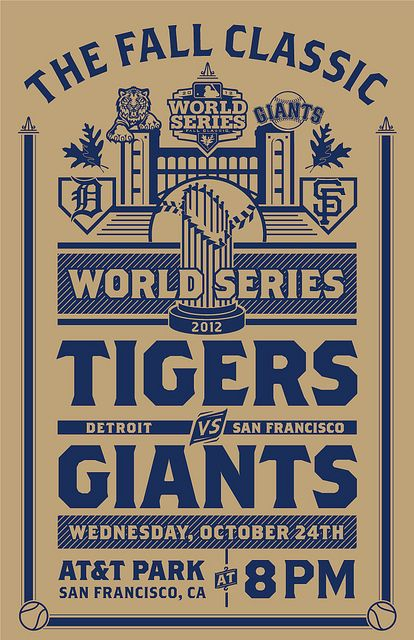 Detroit Tigers and San Francisco Giants World Series | Flickr - Photo Sharing!