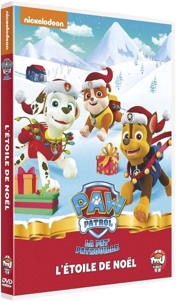 Paw Patrol, La Pat  Patrouille - 5 - L étoile magique - DVD NEUF