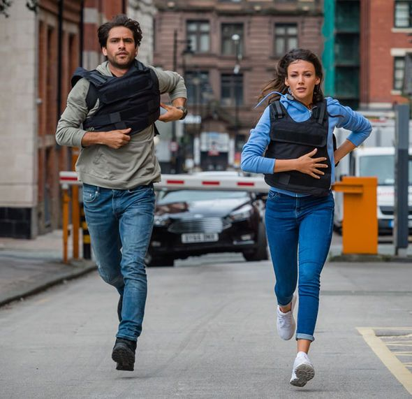 2016 Luke Pasqualino   Our Girl series 3 - Michelle Keegan WILL return as Georgie Lane   TV ...