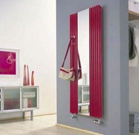 радиаторы отопления дизайнерские купить Дизайн-радиатор Arbonia Crealux Артикул: нет Четкий дизайн прямых линий со встроенным зеркалом и удобными приспособлениями в виде крючков, вешалок, полочек.