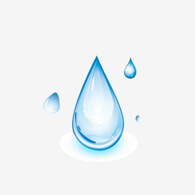 Kartun Air Jatuh Kartun Air Desain Grafis