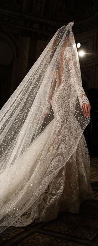 21 Wedding Veils You Will Fall In Love With