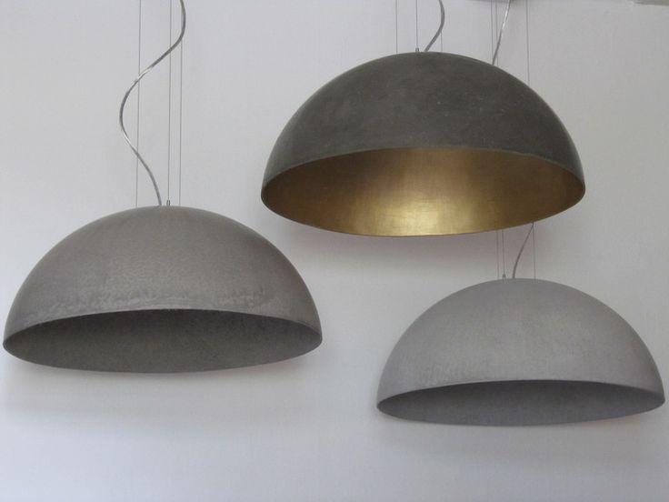 Betonlampe   http://de.dawanda.com/product/33145409-Betonlampe-Betonleuchte-Pendelleuchte-aus-Beton#