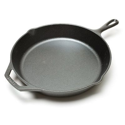America's Test Kitchen WINNER: Lodge Classic Cast Iron Skillet, $33.00