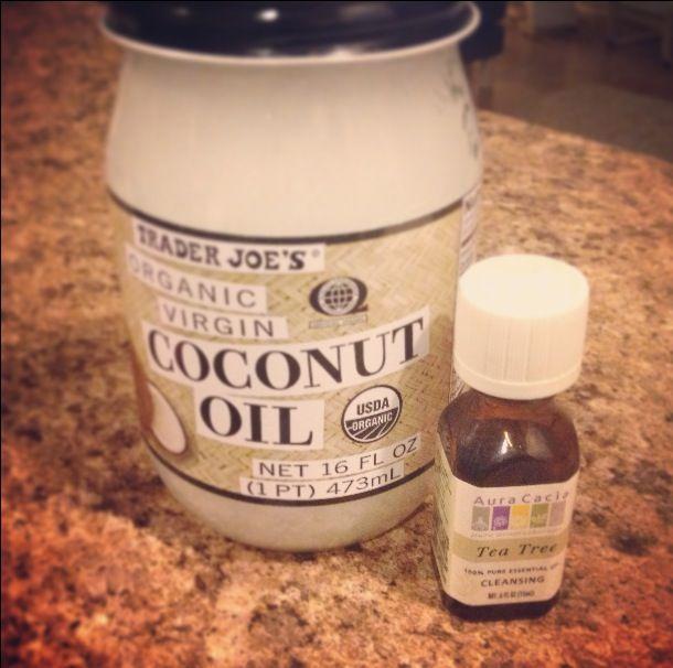 DIY hot oil hair treatment & 7 healthy hair tips