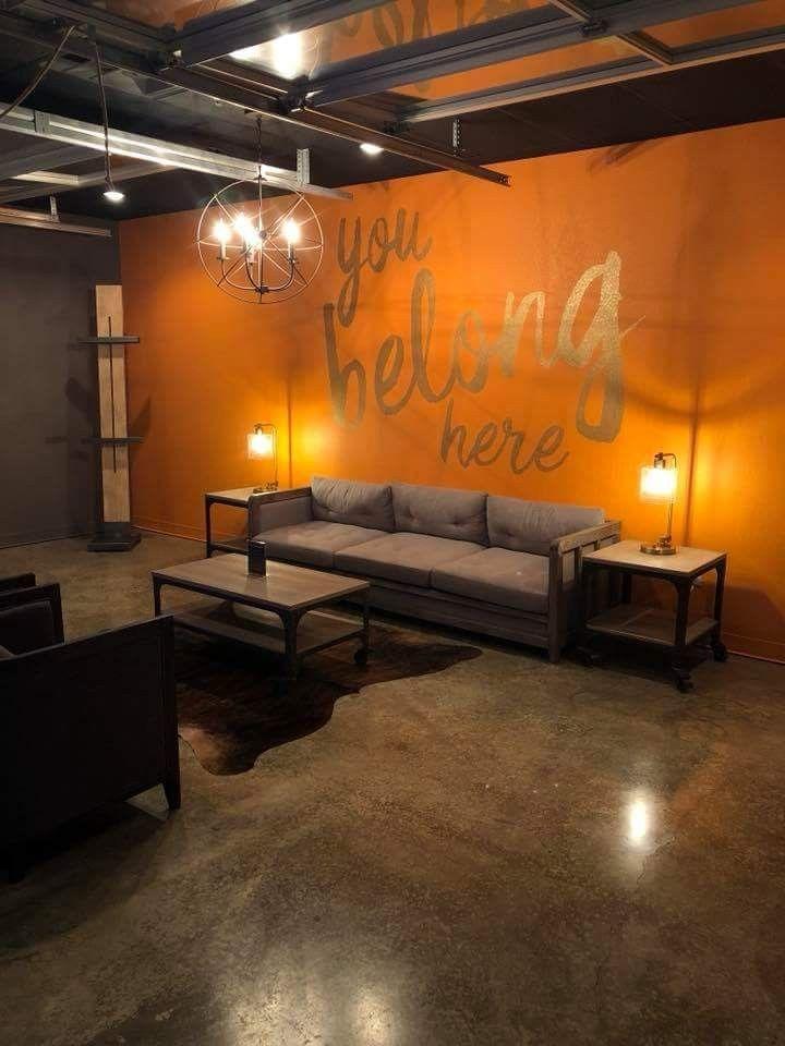 Youth Group Room Designs: Decoracion Jovenes