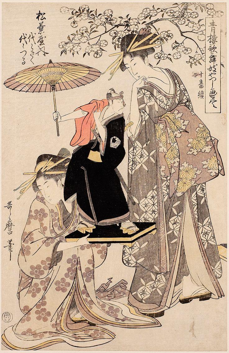 A Milano Hokusai, Hiroshige e Utamaro festeggiano il 150° anniversario del Trattato dell`Amicizia e del Commercio tra Italia e Giappone.Proprio ai tre artisti è dedicata la mostra Palazzo Reale a Milano che, attraverso 200 silografie policrome e libri illustrati, mette in evidenza attraverso 5 sezioni il mercato dell'immagine dell'epoca, che richiedeva di trattare soggetti precisi, luoghi e volti ben noti al pubblico, temi e personaggi alla moda. Scorci di ponti, cascate, quartieri di Edo…