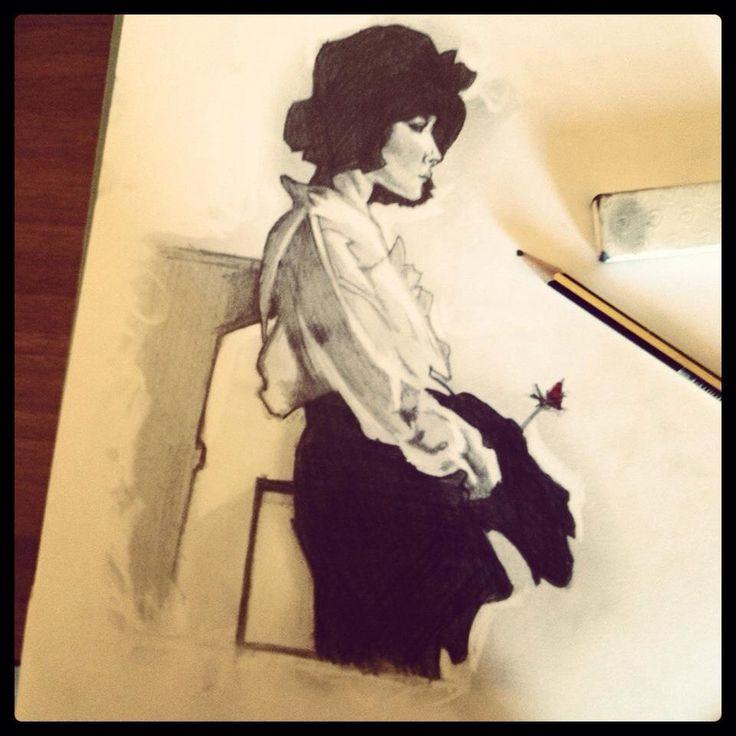 Disegno. Matita. Drawing.