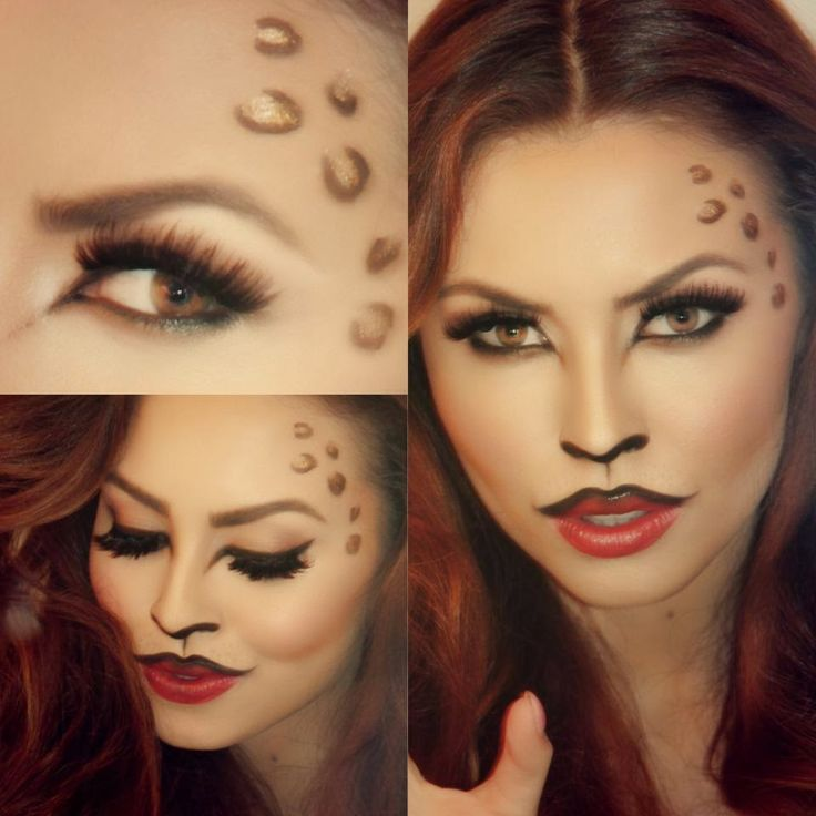 19 best cat eye makeup images on Pinterest | Halloween ideas ...