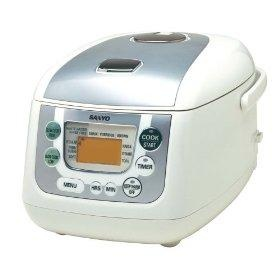 Cannot live without a rice cooker. A must!